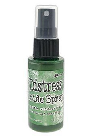 Rustic Wilderness Distress Oxide Ink Spray