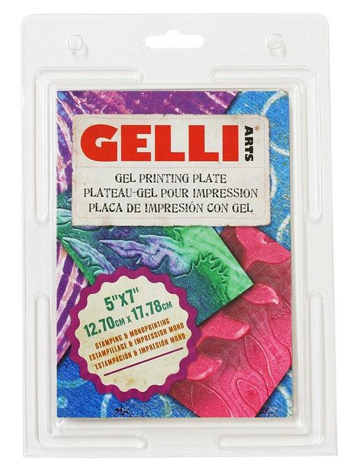 """GELLI ARTS GEL PAINTING PLATE 5"""" X 7"""""""