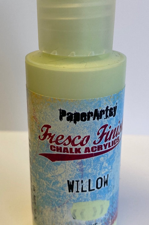 Willow Paint by PaperArtsy