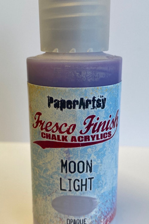 Moon Light Paint by PaperArtsy