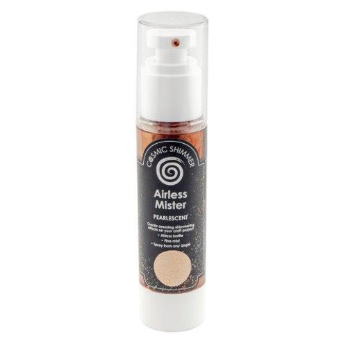 Copper Blaze Pearlescent Airless Mister