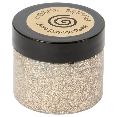 Ultra Sparkle Texture Paste - Golden Sand 50ml