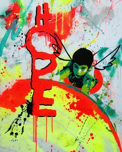 DONNEZ LEURS DES AILES by PinkArtRoZ