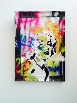 MIROIR MON BO MIROIR by Pink'Art RoZ