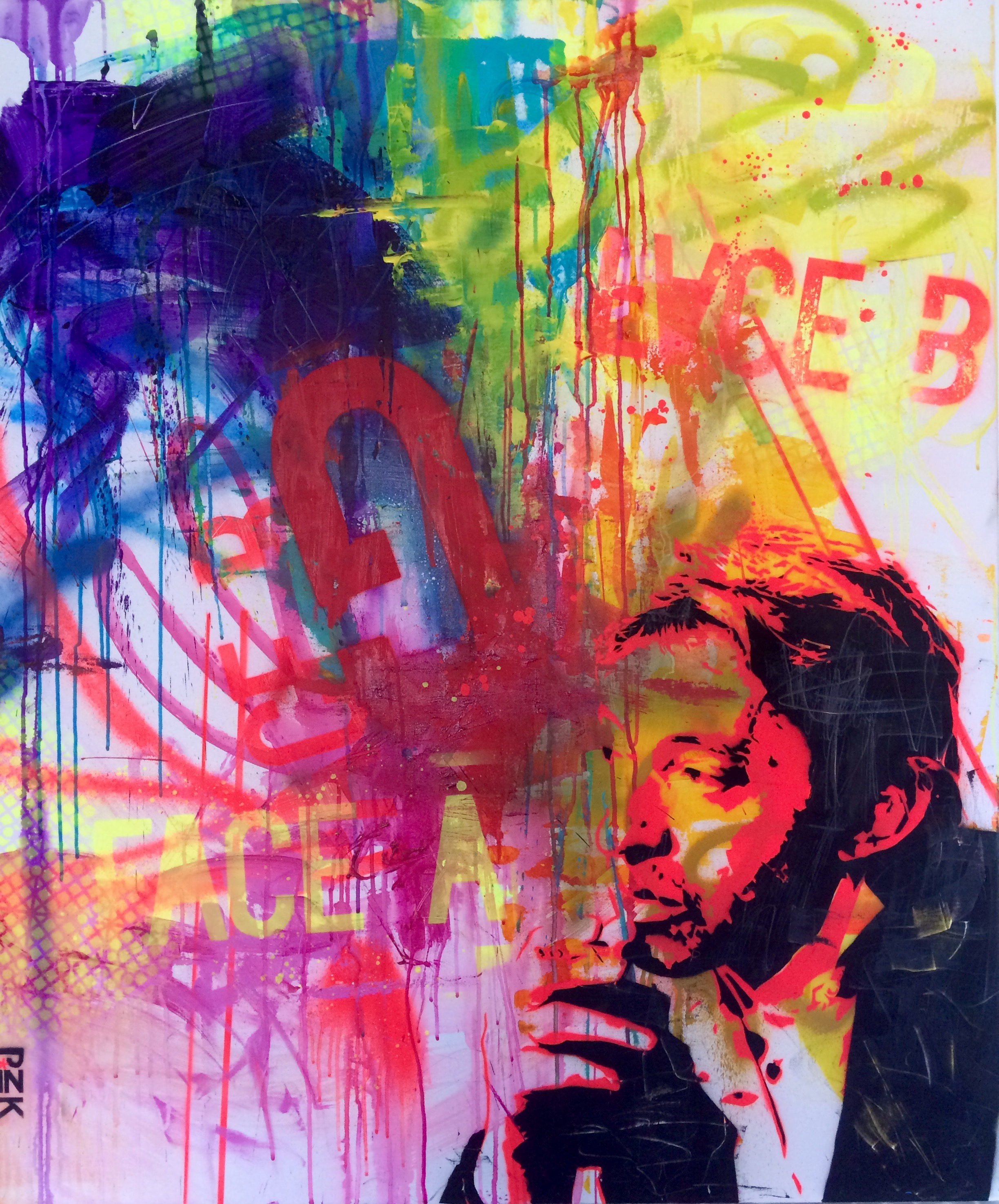 GAINSBOURG FACEB