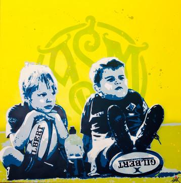 Génération rugby -  les gamins