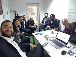 Saha Çalışması - Webhelp Türkiye