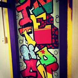 atelier graff en college