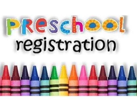 TIME FOR PRESCHOOL REGISTRATION 2020