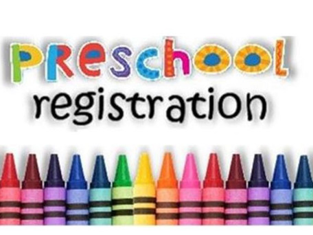 TIME FOR PRESCHOOL REGISTRATION 2020