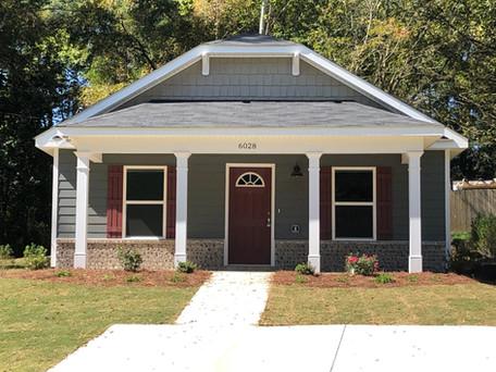 Habitat Home 2020 Dedicated - Celebrating a Milestone