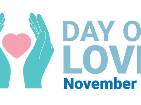 National Day of Love - November 13, 2020