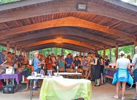 Parish Retreat at the Lake 2019