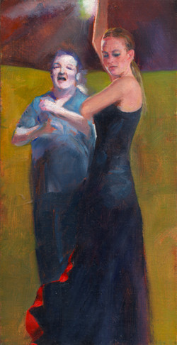Flamenco study