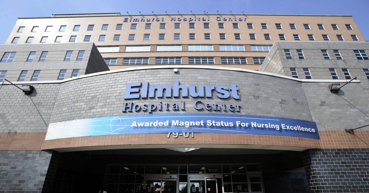 City Hospital at Elmhurst