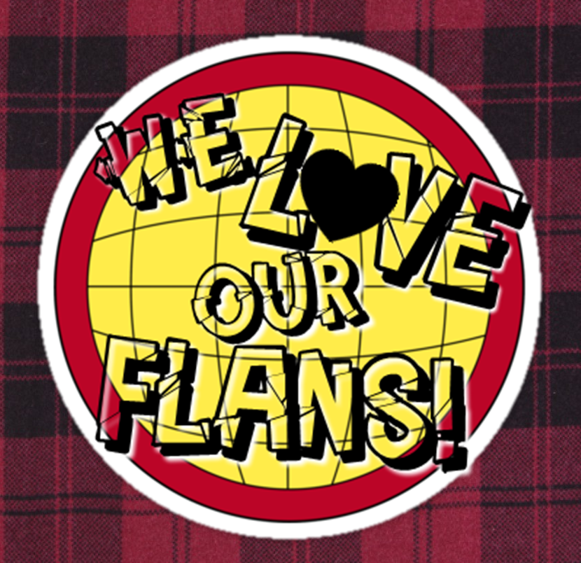 WELOVEOURFLANS