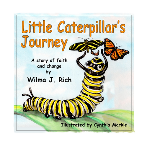 Little Caterpillar's Journey