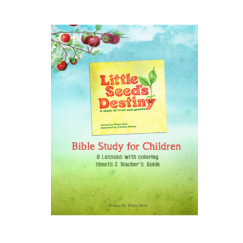 Little Seed's Destiny Bible Study for Children