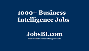 JobsBI.com, BI Jobs