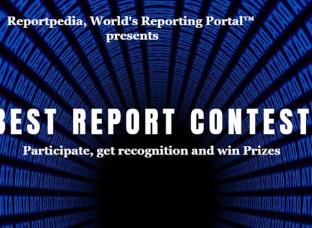 Best Report Contest