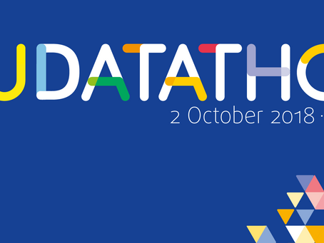 PublicBI Wins 2nd Prize at EU Datathon 2018