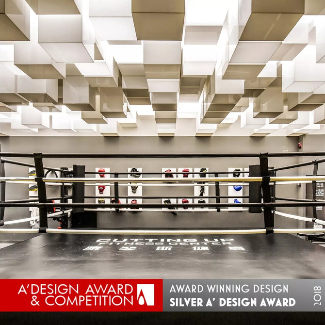 Our 2600sq meter Project Wins The A Design Award In Italy