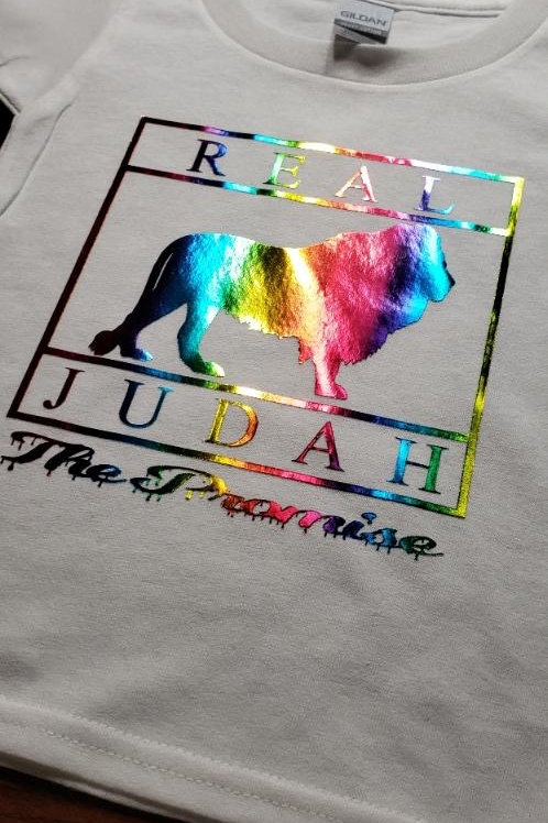 Real Judah Shirt and Matching Mask (Promise Edition)