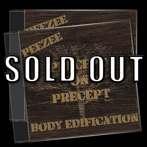 Precept On Precept Body Edification (CD)