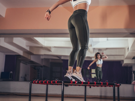 10 Benefits of Rebounding: #3 May Surprise You!