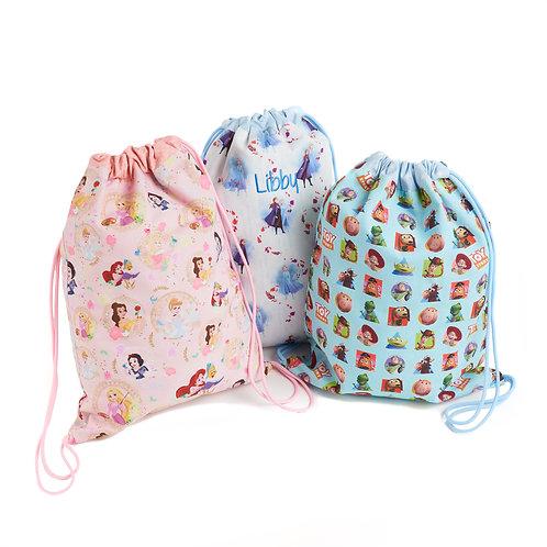 Kids Disney Backpack/Pump Bag sewing kit