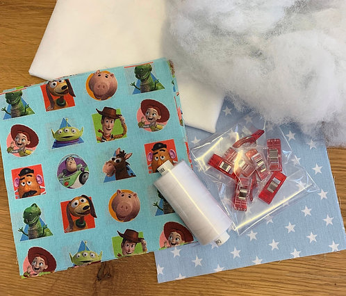 TOY STORY Cushion Sewing Kit