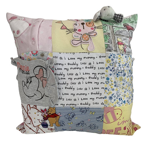 Memory Cushion Sewing Kit