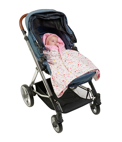 Baby Car Seat & Pushchair  Blankets