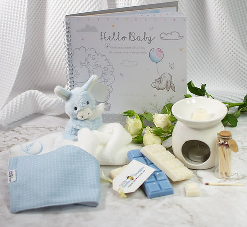 Mummy and Baby Personalised Deluxe Gift Hamper