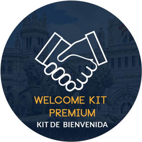 Kit de Bienvenida Premium