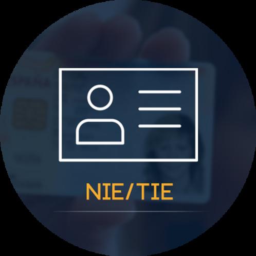 Trámites Legales:  Renovación NIE/TIE