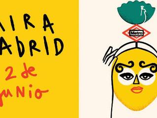 Mira Madrid: ¡sábado 2 de junio!
