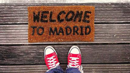 Un kit de Bienvenida con todo lo que debes tener al llegar a Madrid