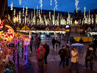 Los 5 mejores mercados navideños de Madrid