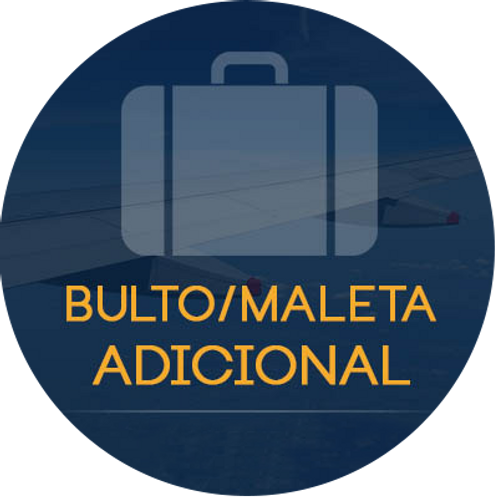 Bulto/Maleta Adicional Adicional