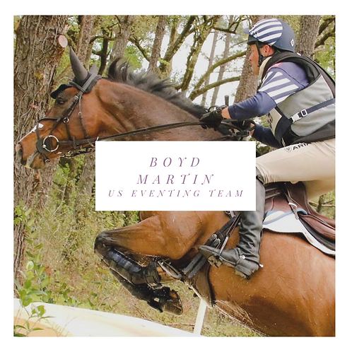 Boyd Martin Video Review