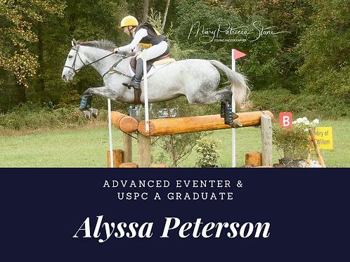 Alyssa Peterson Video Review