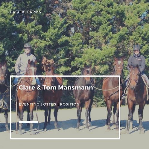 Tom & Clare Mansmann Video Review
