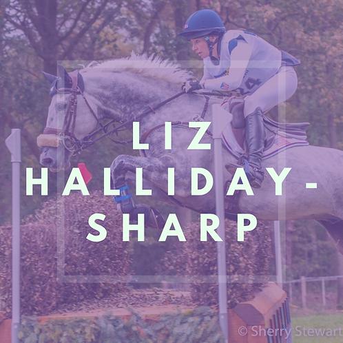 Liz Halliday-Sharp Video Review