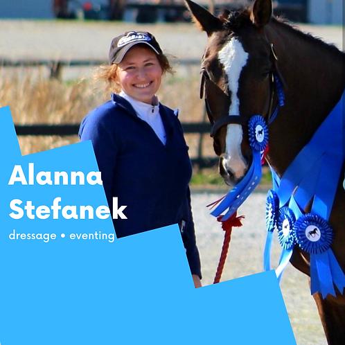 Alanna Stefanek Video Review