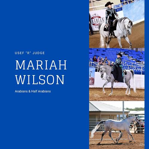 Mariah Wilson Video Review