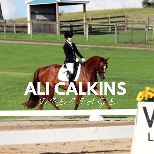 Ali Calkins Video Review