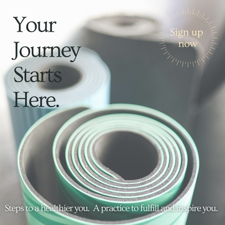 12 Week Virtual Series on Zoom: Your Journey Starts Here