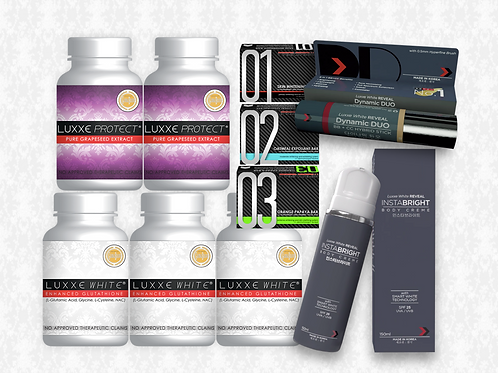 Luxxe White Ultimate Package Platinum Membership