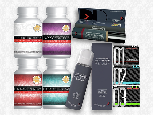 Luxxe All-Star Complete Package Platinum Membership